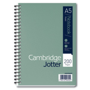CAMBRIDGE JOTTER NOTEBOOK A5 200 PAGES
