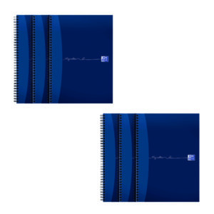 OXFORD MY NOTES A4 NOTEBOOK 200PGS 2FOR1