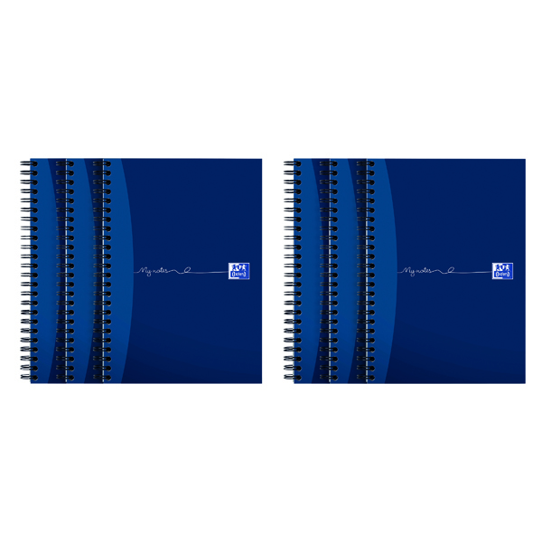 OXFORD MYNOTES NOTEBOOK A5 P3 2FOR1