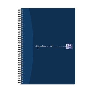 OXFORD MY NOTES A4 NOTEBOOK 200PGS