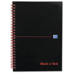 BLK N RED A5PLUS MATT WIRO NBK 846354906