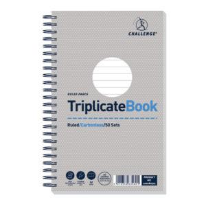 CHALLENGE TRIPLICATE BOOK 210X130 FT NCR