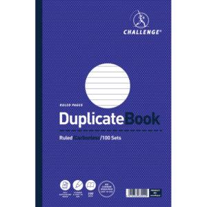 CHALLENGE CARBONLESS DUP BOOK A4 FT 6929