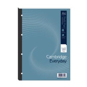 CAMBRIDGE RFL PAD A4 4H FM 846200192