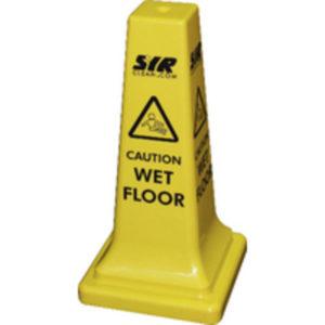 SYR FLOOR SIGN CAUTION WET FLOOR 21 INCH
