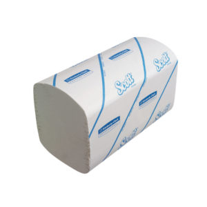 SCOTT PERFORMANCE TOWEL SML WHT 6689 P15