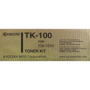 KYOCERA MITA KM1500 COPIER TONER TK100