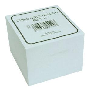 Q CONNECT MEMO/JOT BOX REFILL PAD
