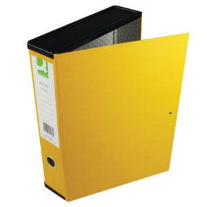 Q CONNECT BOXFILE YELLOW