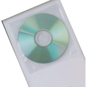 Q CONNECT CD ENVELOPES PP PK50