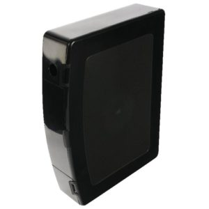 Q CONNECT BOXFILE POLYPROPYLENE BLACK