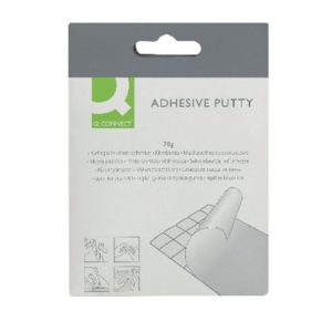 Q CONNECT QUICK TAC ADHESIVE PUTTY 70G