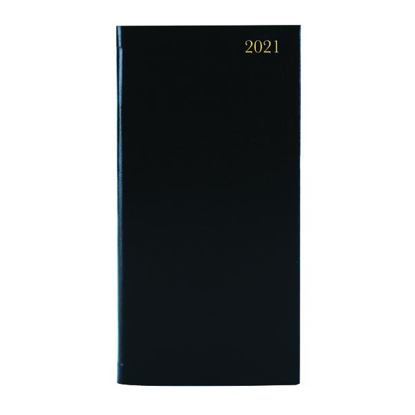 PORTRAIT DIARY WTV SLIM BLACK 2021