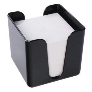Q CONNECT MEMO JOT BOX BLACK