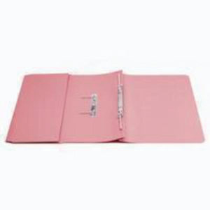 Q CONNECT TRANSFER POCKET FILES  PINK