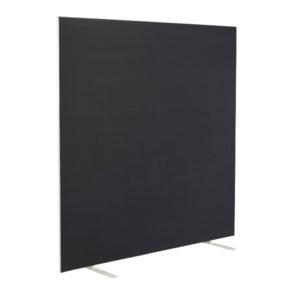 JEMINI FLR-STND SCR 1600X1600 BLACK