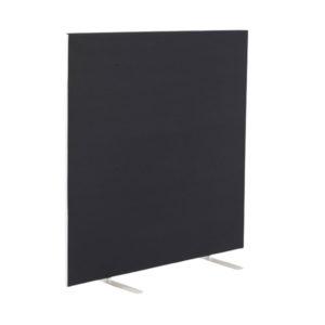JEMINI FLR-STND SCR 1800X1600 BLACK