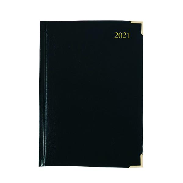 EXECUTIVE DIARY DPP A5 BLACK 2021