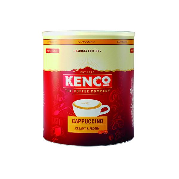 KENCO INSTANT CAPPUCCINO 750G