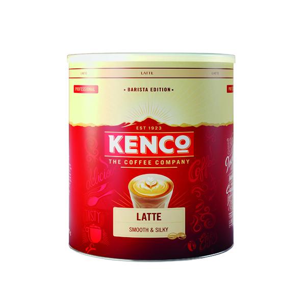 KENCO INSTANT LATTE 750G