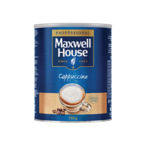 MAXWELL HOUSE CAPPUCCINO POWDER 750G