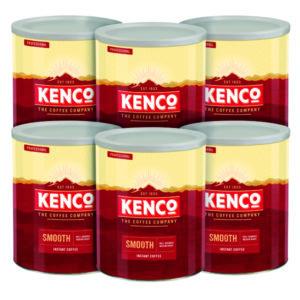 KENCO SMOOTH CASE DEAL 750G PK6