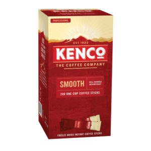 KENCO SMOOTH COFFEE STICKS PK200