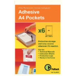 PELLTECH A5 MAXI POCKETS PLL25544 PK10