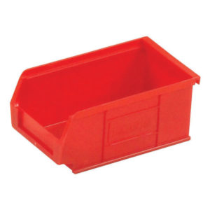 TC2 PARTS CONTAINER SML RED 0.85L PK20