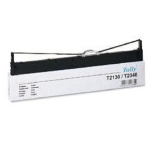 TALLY T2130 FABRIC RIBBON BLACK 044830