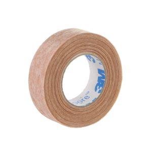 Micropore Tan Tape 1.25cm x 9.1m x 24