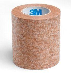 Micropore Tan Tape 5cm x 9.1m x 6
