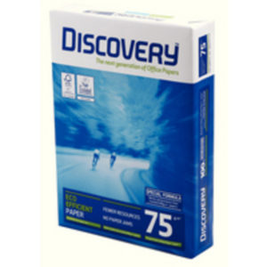 DISCOVERY A3 75GSM WHITE PAPER PK500