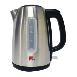MYCAFE BRUSHED STAINLESS STEEL 1.7LITR