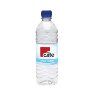 MYCAFE STILL WATER 500ML BOTTLE PK24
