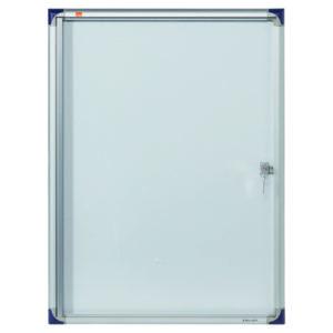 NOBO X-FLAT GLAZED CASE MAG 4XA4