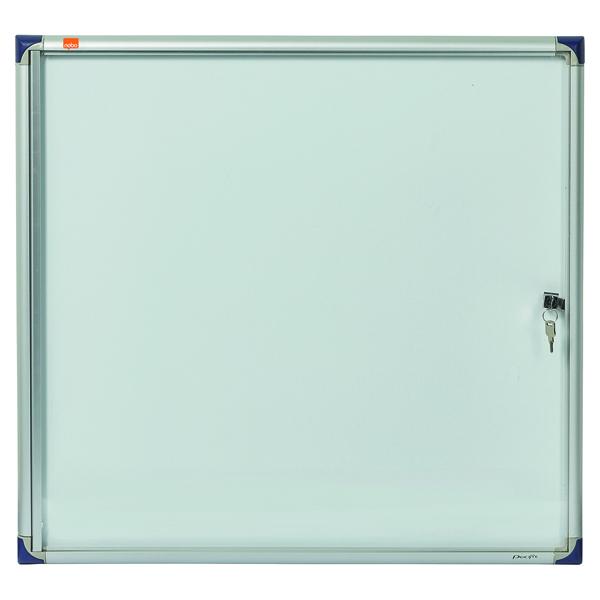 NOBO X-FLAT GLAZED CASE MAG 6XA4