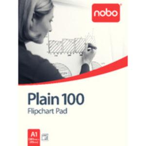 NOBO 100 FLIPCHART PAD 33681