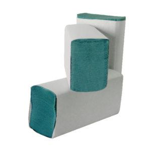 LEONARDO HAND TOWEL GREEN PK3000