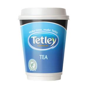 NESCAFE AND GO TETLEY TEA PK16 12367999