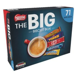 NESTLE BIG BISCUIT BOX 71 PIECE