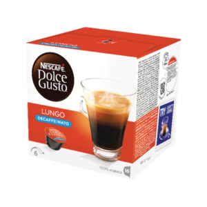NESCAFE DOLCE GUSTO LUNGO DECAF CAP PK48