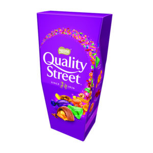 NESTLE QUALITY STREETS 240G