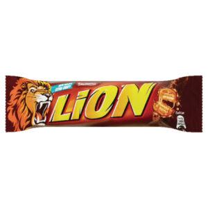 NESTLE LION BAR 50G PK36