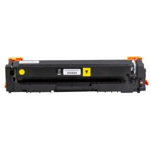 Q-CONNECT HP CF542X TNR CART YLW COMPAT