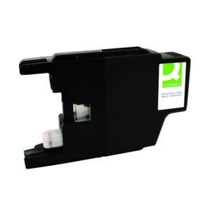 QCONNECT BRO LC3217BK INK CART BLK