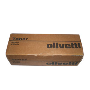 OLIVETTI D-COL MF220/MF280 TON CART BLK