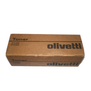 OLIVETTI D-COLOR MF3000 TONER CART BLACK