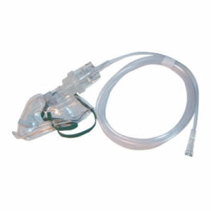 Nebuliser Set - Adult - Mask, Chamber and Tubing x 1.