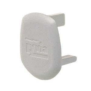 13 AMP SAFETY SOCKET INSERT PK20